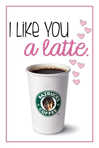 like you a latte
