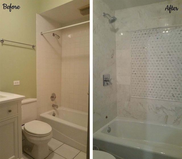 Webb bath 2.1 before and after